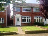 3 bed semi detached house to rent in ALNWICK DRIVE, Moreton...