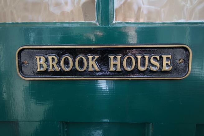 Brook House Sign.JPG
