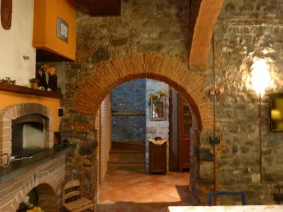 Arches in the Tavern