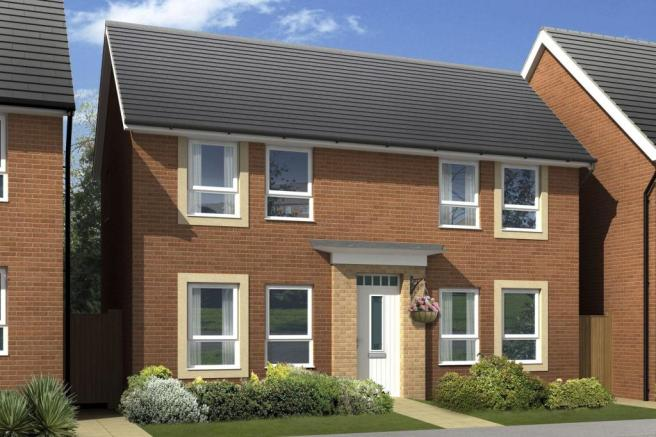 3 bedroom detached house for sale in northumbrian way