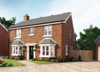 5 bed new property for sale in Claphill Lane, Rushwick...