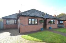 4 bed Detached Bungalow in Ha'penny Drive, Holbrook...