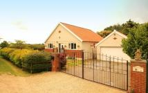 4 bedroom Detached Bungalow in Church Lane, Claydon...