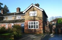 3 bed semi detached house in Moat Cottages...