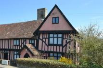 4 bed semi detached property for sale in Wetherden, Stowmarket...