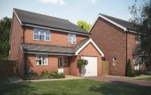 4 bedroom new property for sale in CHRISTCHURCH PARK