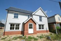 4 bed new home in Cherry Place, Raydon