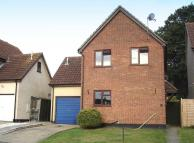 4 bed Detached house for sale in Ha'penny Field, Holbrook...