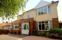 Detached house in Foxhall Road, Ipswich...
