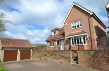 4 bedroom Detached home for sale in Brookhill Way...