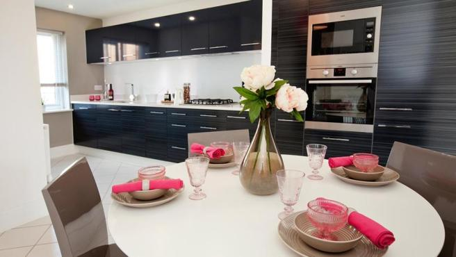 Typical Avant Dining Area