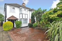Popes Lane semi detached house for sale