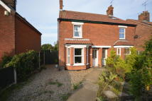 3 bed semi detached house in Cromer Road...