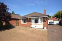 Detached Bungalow in Long Barrow Drive...
