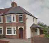 3 bedroom house in Ton Yr Ywen Ave, Heath...