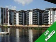 3 bed home to rent in Victoria Wharf...