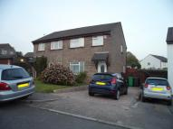 3 bed semi detached house in Galahad Close, Thornhill...