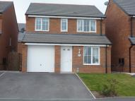 Detached house for sale in CLIFTON AVENUE, Wrexham...
