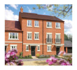 3 bed new house for sale in Lime Road, Botley...