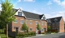 new development for sale in Nottingham Road, Spondon...