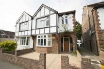3 bedroom semi detached property in Firgrove Crescent...