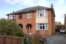 3 bedroom semi detached home for sale in Main Road Asfordby