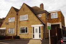 4 bed semi detached property in Dulverton Road...