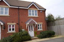 2 bed semi detached house in Holland Road...
