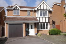 4 bedroom Detached home in Hawthorn Drive...