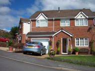4 bedroom semi detached house for sale in Cwrt Coed Parc, Maesteg