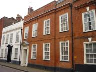 Terraced home for sale in Church street, Harwich