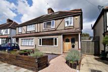 4 bedroom semi detached home in Jackson Road...
