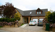 Detached home in Mundole, Forres