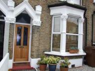 Terraced house in Newbury Road, Chingford