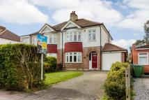 3 bed semi detached home in Bowmead, London, London...