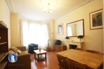 Glazbury Road Flat to rent