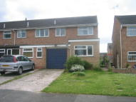 3 bed semi detached house to rent in Blanchard Close...