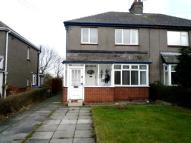 semi detached house in Main Street, Red Row...
