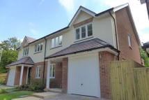 new house in Babington Road, Halton