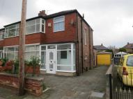 semi detached home to rent in Barkway Road, Stretford...