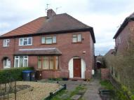 3 bed semi detached home for sale in Victory Crescent, Cheadle
