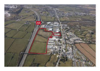 property for sale in Land at Lodge Way, Indian Queens Industrial Estate,