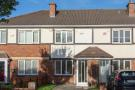 2 bed Terraced house in 6 Liffey Walk, Lucan...