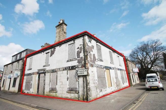 Commercial property for sale in former royal hotel high for Former hotel for sale
