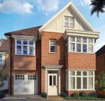 new house for sale in Hare Lane, Claygate...