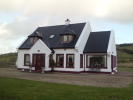4 bed Detached house in Carran Upper, Kerrykeel...