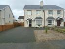 3 bed semi detached property in 23b Oakfield Manor...