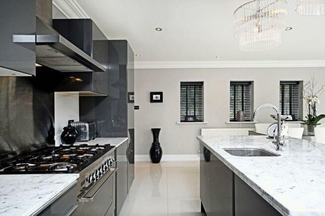 Kitchen area c...