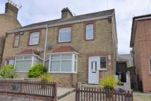 semi detached home to rent in St. Georges Road...