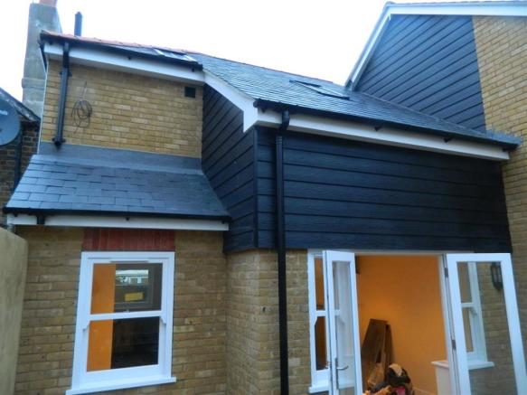 2 bedroom terraced house for sale in sion passage ramsgate ct11